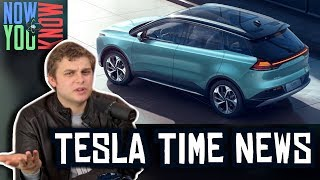 Tesla Time News - Chinese Tesla Killer?