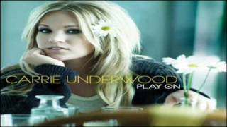10 Look At Me - Carrie Underwood