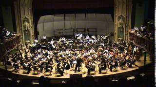 The University of Chicago Symphony Orchestra plays Bernstein