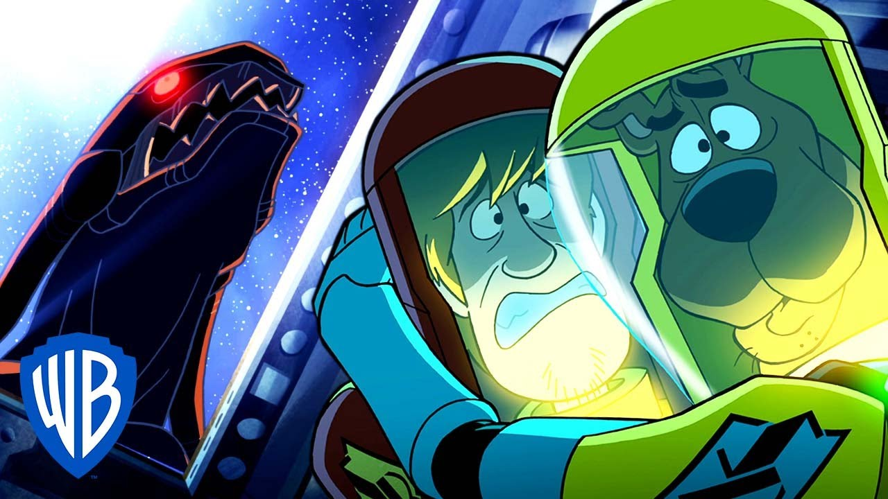 Scooby-Doo! Moon Monster Madness   Stalked by an ALIEN?!   WB Kids