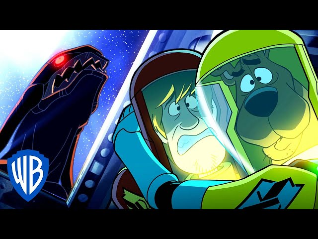 Scooby-Doo! Moon Monster Madness | Stalked by an ALIEN?! | WB Kids