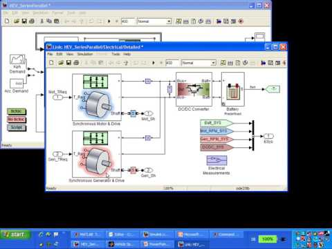 Hybrid Electric Vehicle Modeling and Simulation