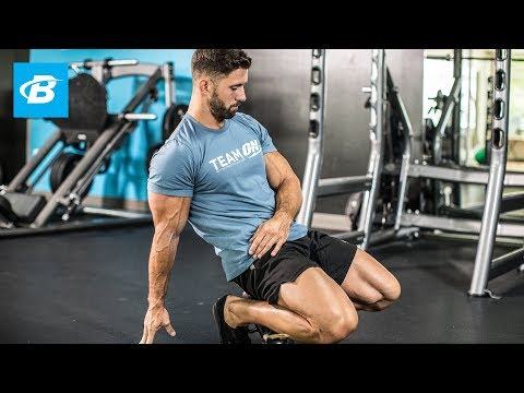 """Leg Day with Julian """"The Quad Guy"""" Smith"""