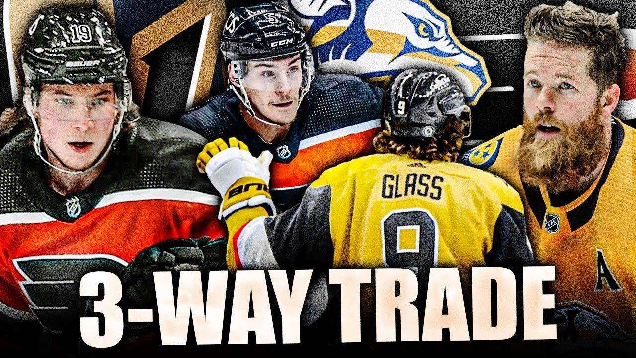 Predators trade Ryan Ellis to Flyers, get Cody Glass and Phil Myers