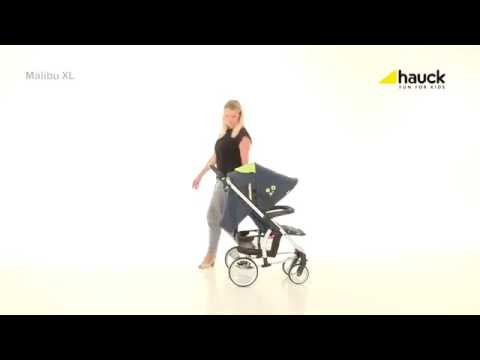 Hauck Malibu XL Stroller (Fruits) - YouTube 841b667e59