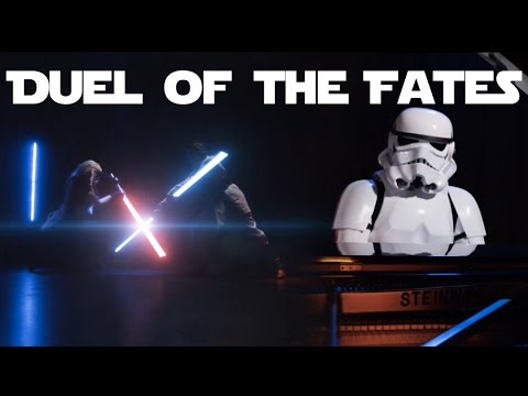 Duel of the Fates - STAR WARS Piano/Flute Cover