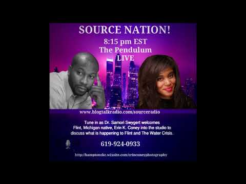Dr. Samori Swygert and Guest Erin K. Coney-The Flint Water Crisis