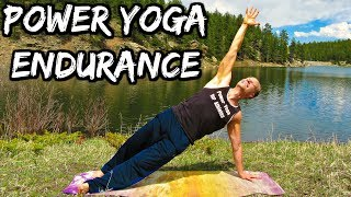 Total Body Power Yoga Conditioning - Endurance Workout