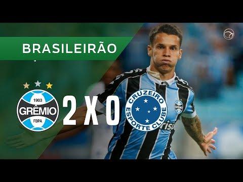 Gremio Cruzeiro Goals And Highlights