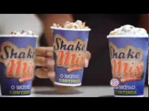 Shake Mix - Sorvete de Virar a ...