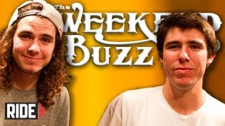 Kelly Hart & Taylor McClung Lurk Lindsay Lohan & Go Line Dancing: Weekend Buzz ep. 8