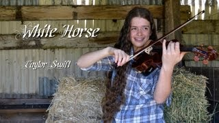 White Horse - Taylor Swift (Violin, Piano and Drums)