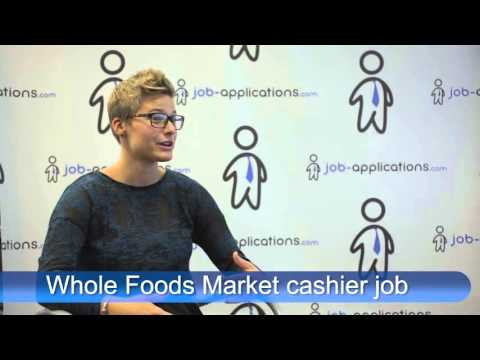 Whole Foods Market Interview - Cashier