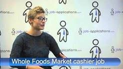 Whole Foods Market Interview - Cashier