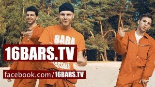 Repeat youtube video Baba Saad, EstA & Punch Arogunz - Hallo Rapfans (16BARS.TV PREMIERE)