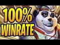 THIS CHEF NOMI DECK IS ACTUALLY INSANE 100 WINRATE NOMI PRIEST Rise Of Shadows Hearthstone mp3