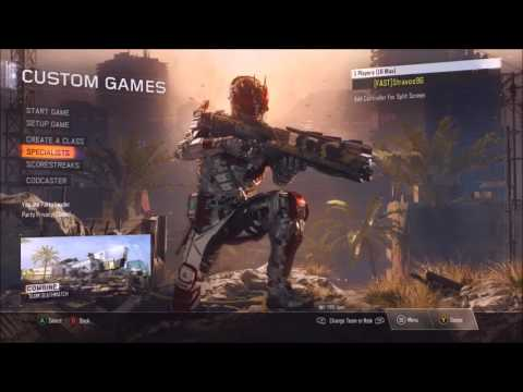 BO3 Freerun: How To Change Your Character