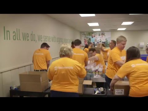 Volunteer with the Food Bank