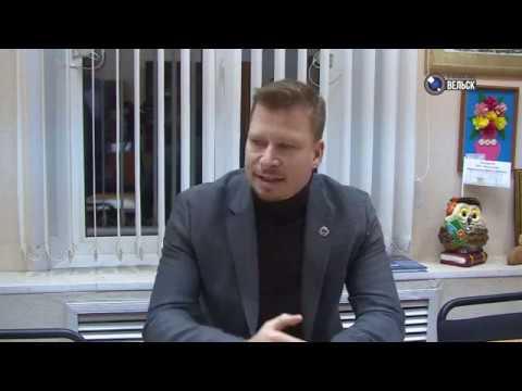 """Городское телевидение. Программа """"В объективе Вельск"""". Эфир от 11 декабря 2018 г"""