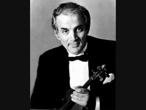 Ernest Chausson Poème, Erick Friedman, violin and the London Symphony Orchestra Part 1/2