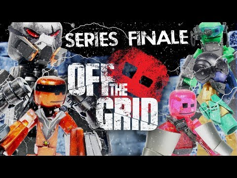 THE FINAL EPISODE!! | OFF THE GRID - Stikbot (S6 Ep. 12)