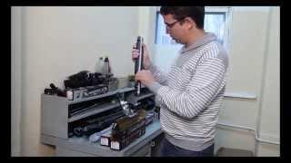 Амортизаторы FENOX - испытание на усилие сжатия и отбоя