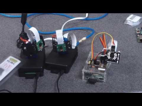 Raspberry PI Web Conferencing Using Apache, AirPlay and CGI Part 1