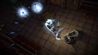 Path of Exile: Stygian Frost Blades