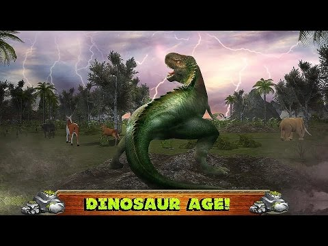 Dinosaur Revenge 3D - Gameplay Android