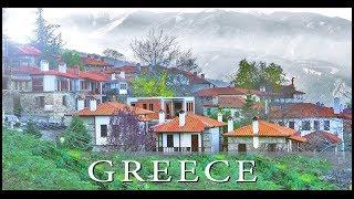 Panteleimon traditional village, Olympus: best of Greece, Macedonia Guide