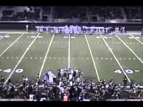 Gardner-Edgerton vs. Blue Valley high school football 10.29.11