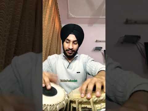 Gud Nalo Ishq Mitha | Harshdeep Kaur | Navraj Hans | Tabla Fusion | by | Tablafusionist Ravneet