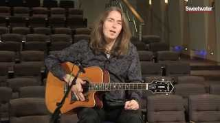 Epiphone DR-500MCE Acoustic-electric Guitar Review - Sweetwater Sound