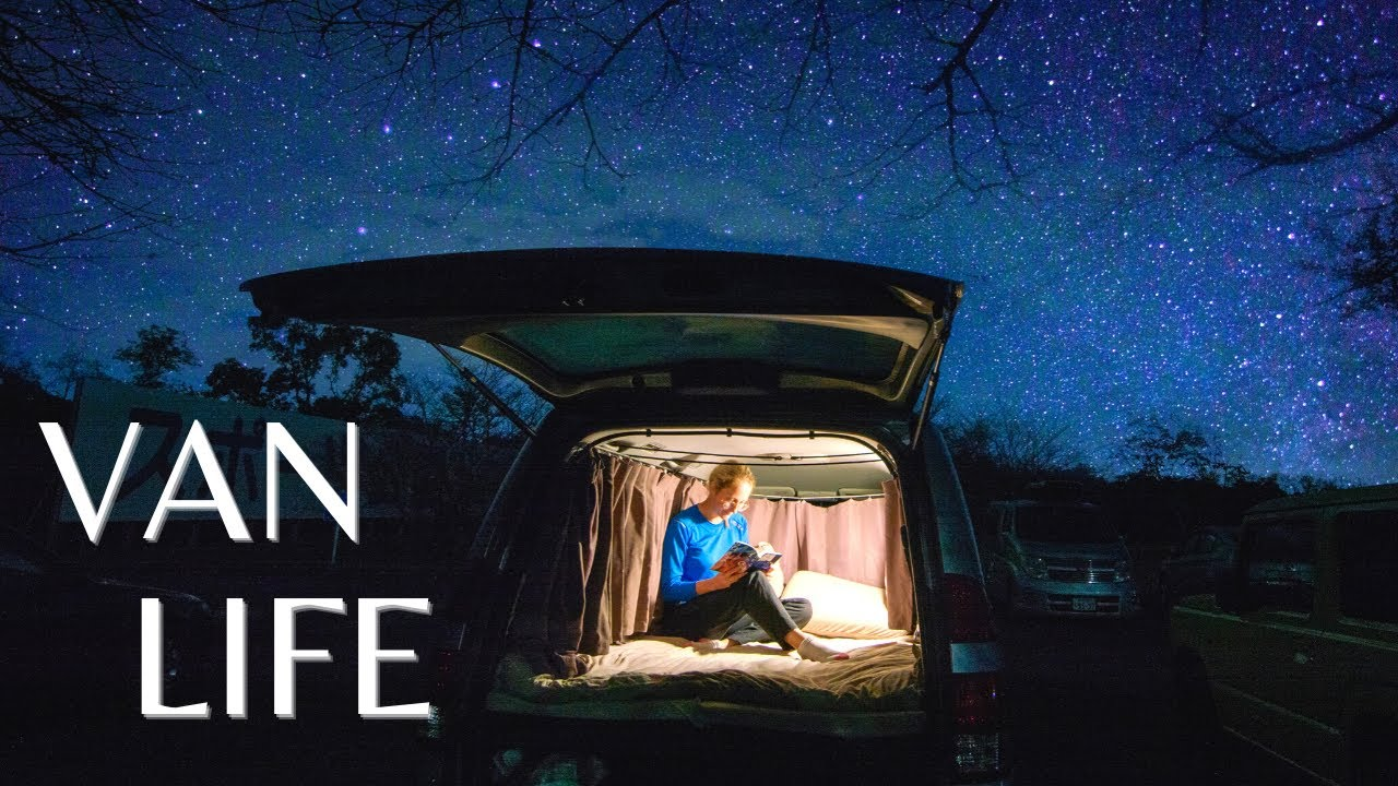 Night Routine, Living in a Car in Japan - Free Camping and ...