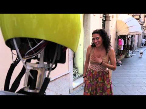San Pellegrino App Lets You Control a Real-Time Robot on the Streets of Sicily