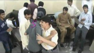 Farewell vdo 2009_2.flv Part4(FAUJI FOUNDATION INTER COLLEGE KHUSHAB VIDEOS BY HAIDER SHAH HAMDANI)