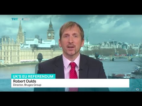 Interview with Robert Oulds from Bruges Group on UK