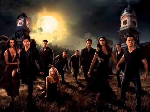 The Vampire Diaries 6x16 Shake Shake Go - England Skies OFFICIAL VIDEO