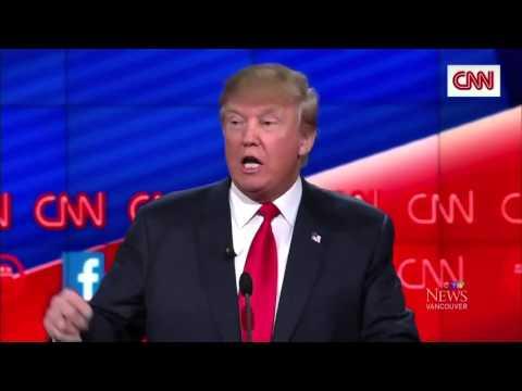 Donald Trump & Gregor Robertson Trump Tower