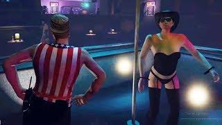 """Bruce Greenwood """"Dances"""" - GTA 5 Roleplay NoPixel Part 3"""
