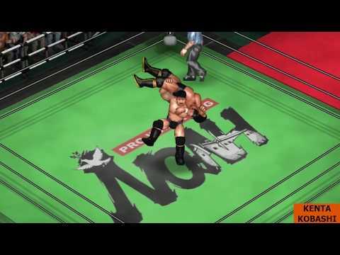 Fire Pro Wrestling Legends Showdown