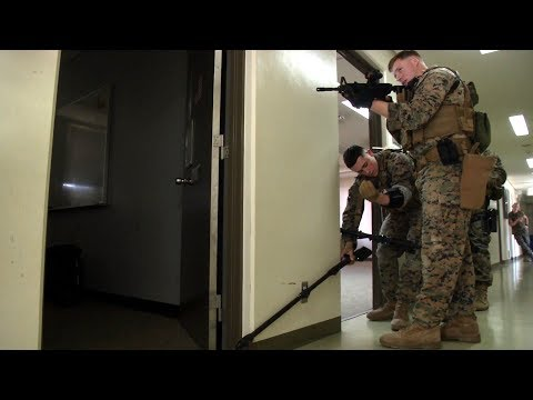 Becoming A Marine Corps Special Reaction Team Member