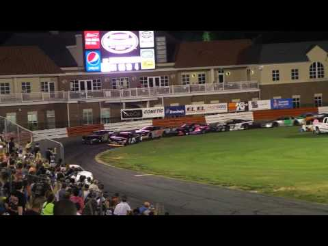 7/15/17 Tommy Neal and Taylor Branch Bowman Gray Stadium