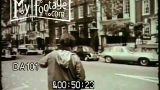 Stock Footage - Grime and Crime in New York 1970s - Public Transportation Issues