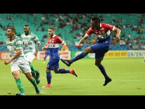 Bahia 3 x 0 Altos-Copa do Nordeste 2017