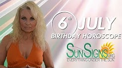 Birthday July 6th Horoscope Personality Zodiac Sign Cancer Astrology