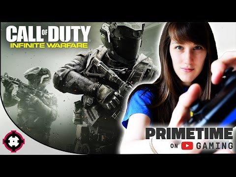 Primetime! ►Call of Duty: Infinite Warfare◄ Multiplayer & Zombies Gameplay PS4