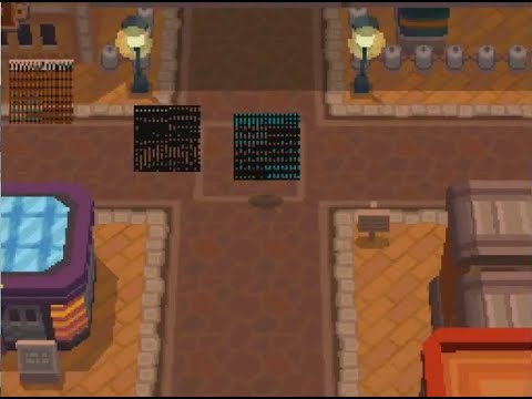 how to fix the powerplant in pokemon heart gold