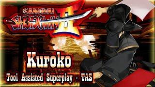 【TAS】SAMURAI SHODOWN 2 - KUROKO