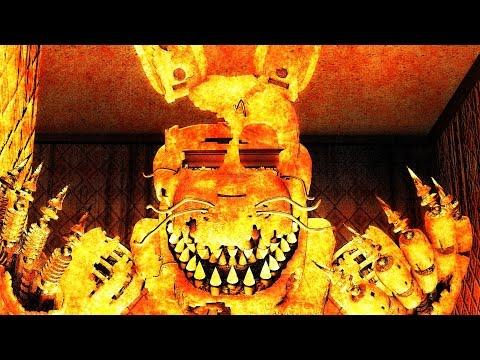 [FNaF 4 SFM] Jack-O-Bonnie ''Special Halloween'' Animation by ShadowSupreme (Voice David Near)